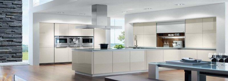 moderne kuhinje